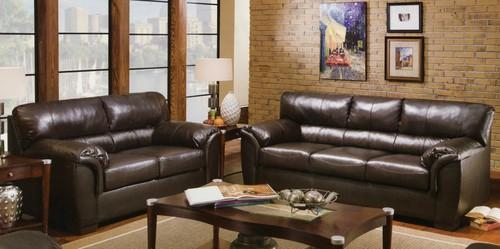 Leather Sofa And Loveseat Only 699 00 For Sale In