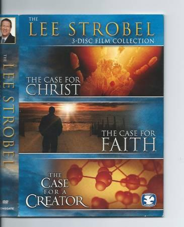 Lee Strobel 3 Disc Film Collection - $15