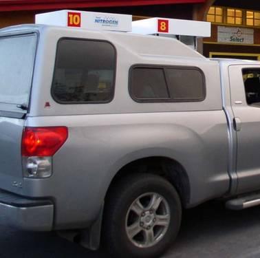 Leer Truck Cap Parts >> Leer 122 Truck Cap for Toyota Tundra for Sale in Henderson ...