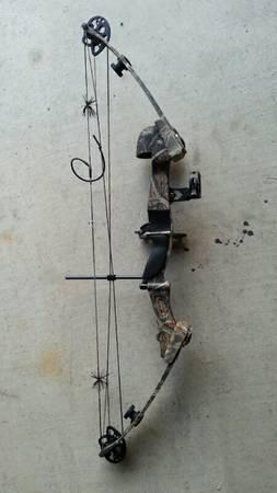 left hand Browning bow - $175
