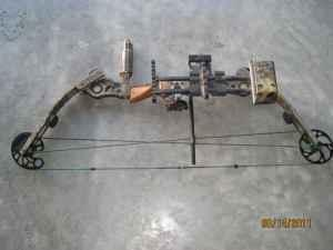 Left hand Mathews solocam SQ2 bow - (bend) for Sale in ...