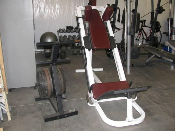 Leg Press Hack Sqaut Smith Machine For Sale In Wilson