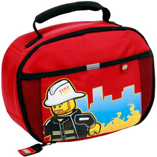 LEGO Insulated Classic Lunch Bag - Fire
