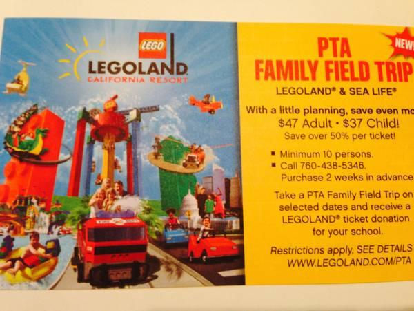 More About LegoLand Coupons