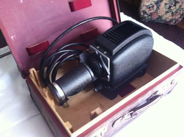 Leitz Vintage Slide Projector - $50