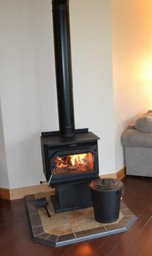 Lennox Country Collection S160 Striker Wood Burning Stove