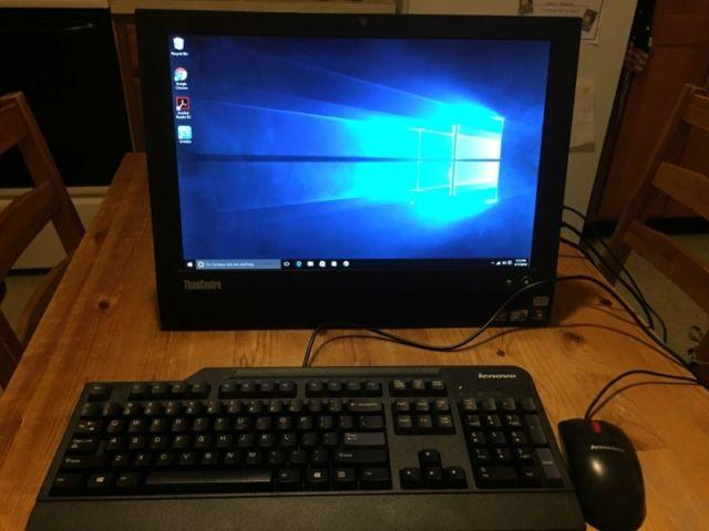 Lenovo A70Z All in one computer - $140 or best offer Piscataway NJ