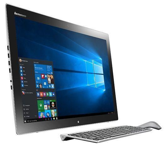 Lenovo - Horizon II 27 Portable Touch-Screen All-In-One Computer