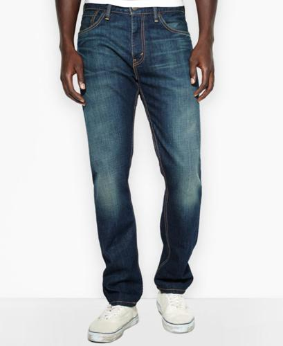 Levi's 508 Regular Tapered-Leg Jeans