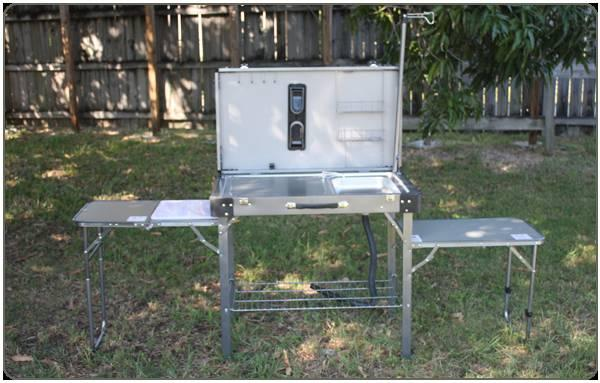 Lewis Amp Clark Fold N Go Camp Kitchen For Sale In Sun