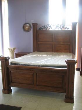 Lexington Quot Oak Bedroom Set For Sale In Fort Wayne