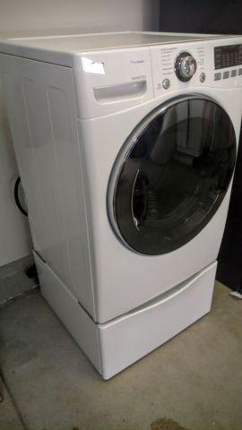 LG 7.3 cu.ft. Electric Dryer, White, Like New, Model