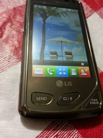 LG CHOCOLATE TOUCH VERIZON - $25