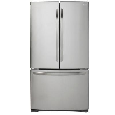 LG Electronics 20.7 cu. ft. French Door Refrigerator in