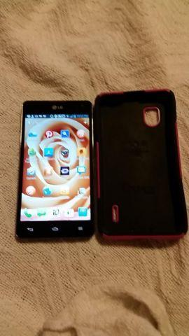 LG Optimus 4G 4G LTE perfect condition