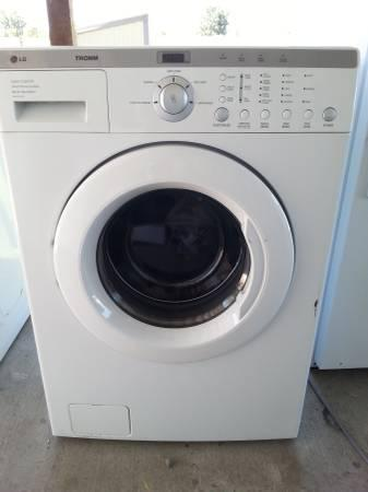 Lg Tromm Front Load Washer 275