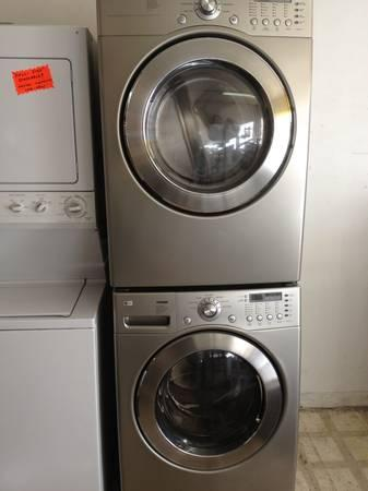 lg tromm front loading stackable washer and dryer for sale in rh denver co americanlisted com
