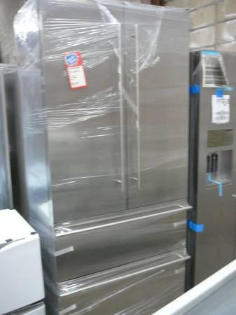 liebherr cs2062 counter depth french door refrigerator stainless steel for sale in savona new. Black Bedroom Furniture Sets. Home Design Ideas