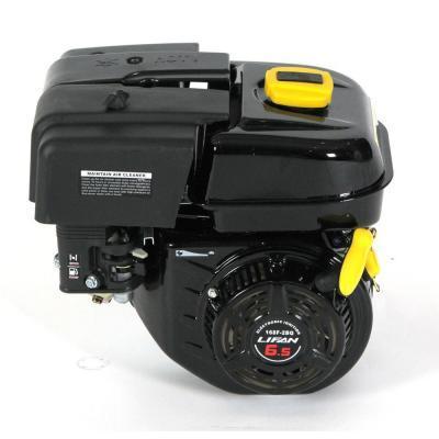 LIFAN 6.5 HP OHV Recoil Start 61 Gear Reduction Horizontal Shaft Engine