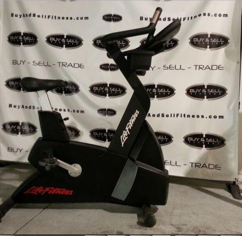Life Fitness Recumbent Bike Manual