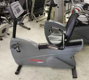 life fitness r3 recumbent bike manual