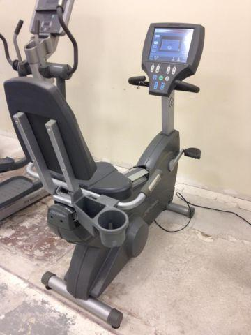 Jungle Gym For Sale >> Life Fitness / 95Re / Recumbent Bike / - USED - for Sale ...