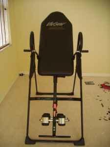 LIFE GEAR INVERSION TABLE - $100 (CITRUS SPRINGS)