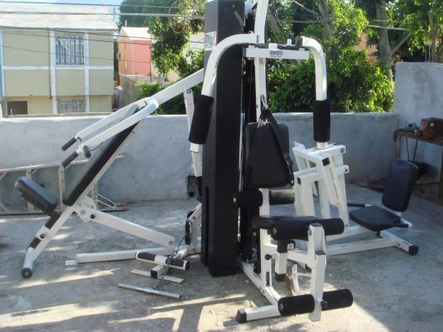 Lifefitness Parabody 425 Multi Gym For Sale In Haddam