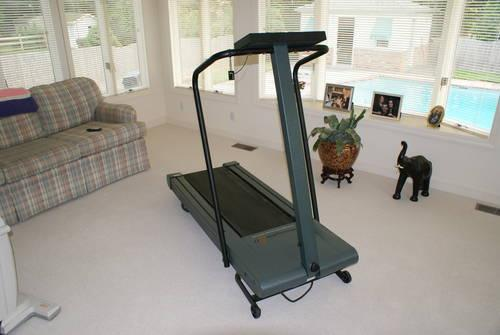 how to take apart proform treadmill to move