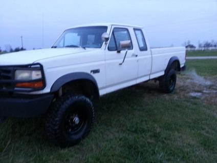 lifted 1994 ford f 250 xl 4x4 for sale in holt missouri classified. Black Bedroom Furniture Sets. Home Design Ideas