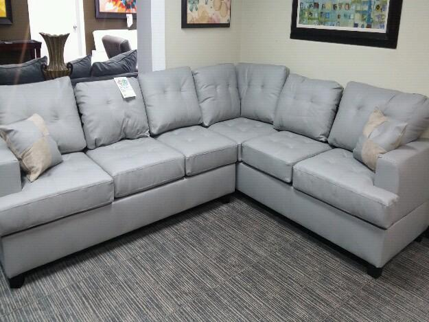 light grey reversible sectional for sale in dallas texas classified. Black Bedroom Furniture Sets. Home Design Ideas
