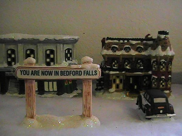 Lighted Christmas Village It 39 S A Wonderful Life For Sale In Yakima Washington Classified