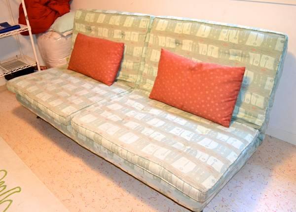 Ligne Roset 'Orient Express' Sofa, Green -  $475
