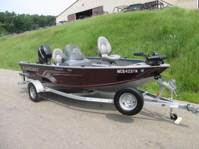 Like new 2012 alumacraft classic 165 sc w only 3 engine for Boat motors for sale in sc
