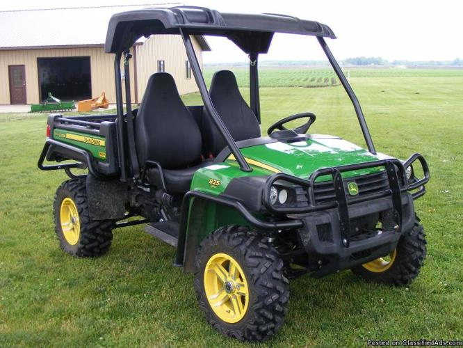 like new 2012 john deere 825i gator xuv 4x4 for sale in. Black Bedroom Furniture Sets. Home Design Ideas