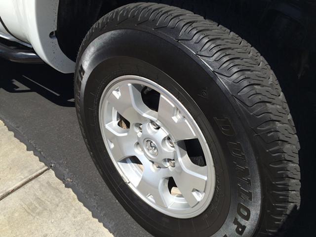 like new 2014 toyota tacoma rims and tires for sale in las vegas nevada classified. Black Bedroom Furniture Sets. Home Design Ideas