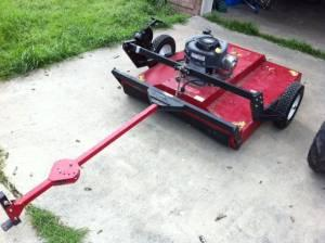 Like New 44 Quot Swisher Trail Cutter 5 Hrs Use Paris