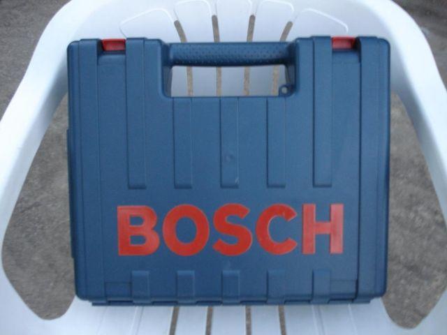 Like New Bosch 12 Hammerdrill 1199VSR Original Protective Case NICE