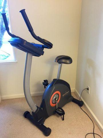 Like New Exercise Bike (NordicTrack U300 audio rider) for ...