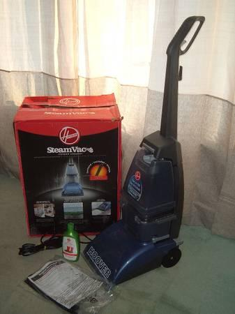 LIKE NEW - Hoover SteamVac Shampoo Carpet Cleaner -