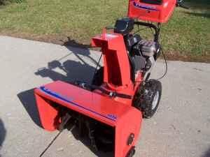 Like New Simplicity 1226 Snow Blower Evansville Wis