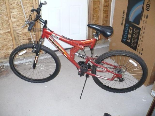 Like New Used Mongoose Xr 75 26