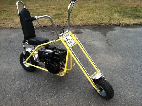 Lil Indian Outlaw 2 Chopper Mini Bike Minibike Pit Bike