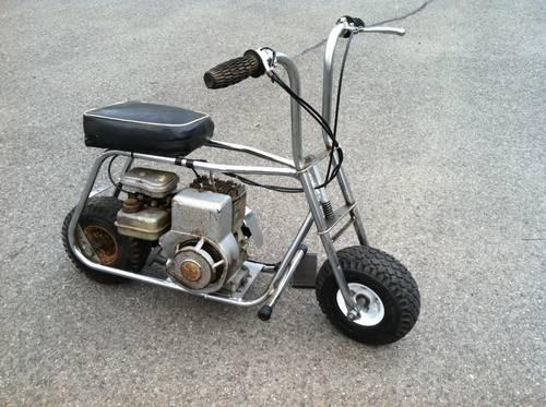 lil indian outlaw 2 chopper roller mini bike minibike