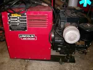LINCOLN Arc Welder/Generator - $1200 (Sangaree/Summerville)
