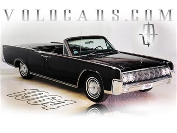 lincoln continental 1964 1964 lincoln continental. Black Bedroom Furniture Sets. Home Design Ideas