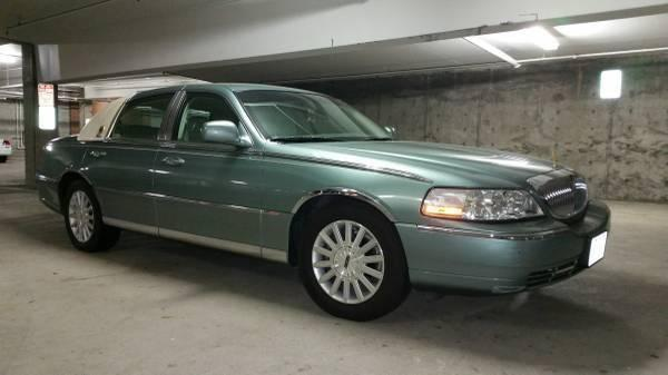Lincoln Town Car Presidential Series For Sale In Hayward California