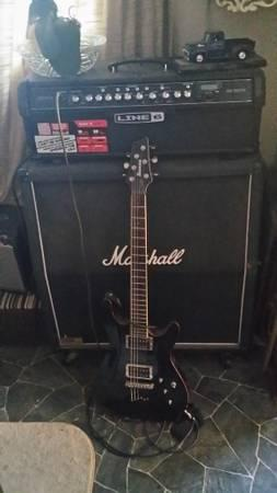 line 6 amp and marshall halfstack for sale in oceanside california classified. Black Bedroom Furniture Sets. Home Design Ideas