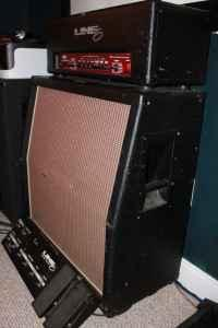 LINE 6 Flextone HD with 412S Cabinet - $450 Charleston