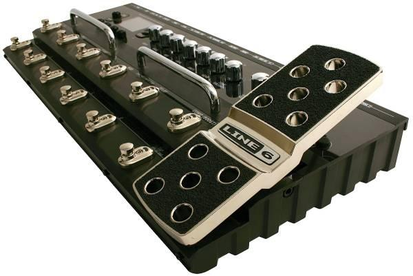 Line 6 POD X3 Live Modelling pedalboard - for Sale in Canyon